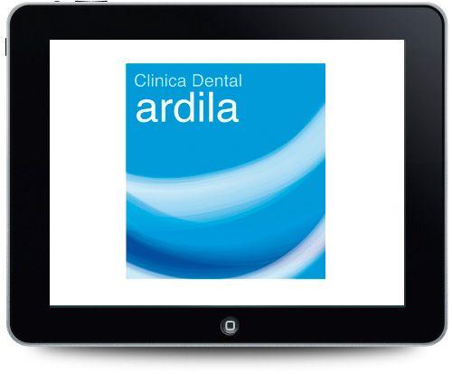 Diseño de logotipo para la clínica dental Ardila