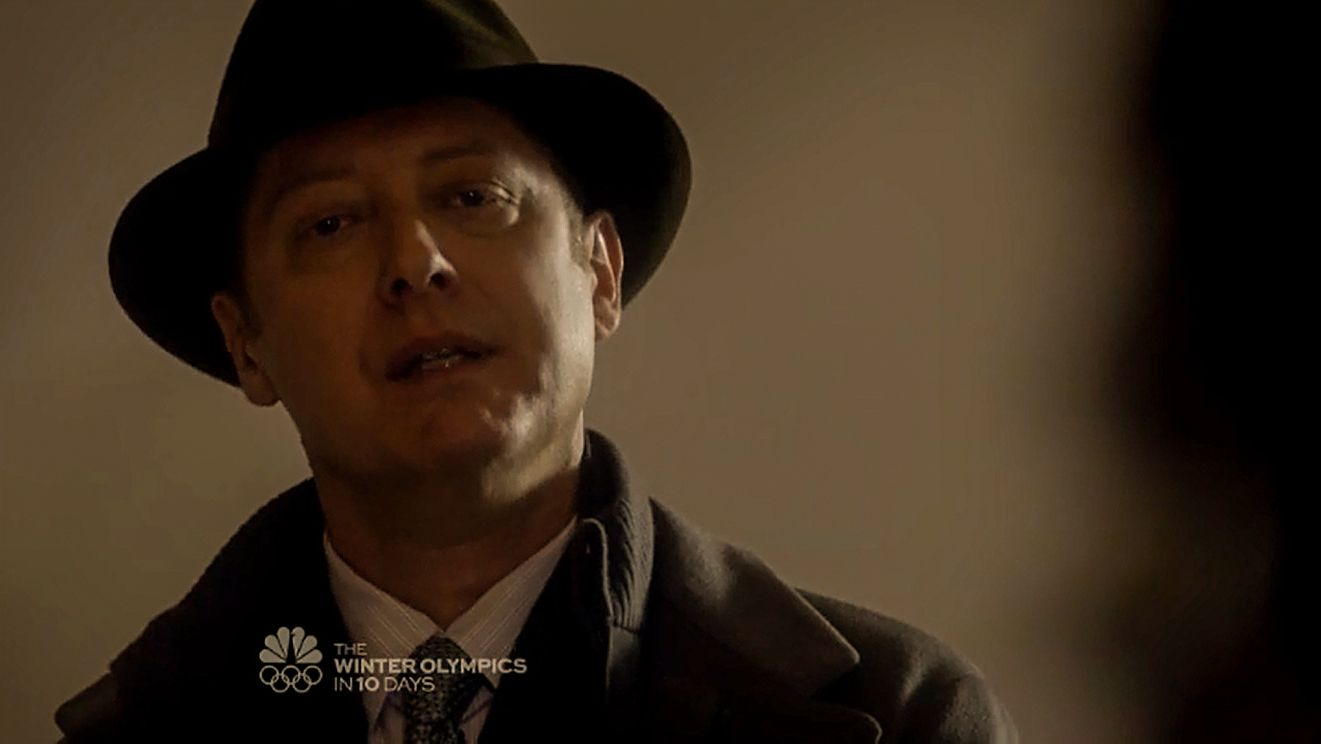 the blacklist s01e13, james spader, raymond reddington