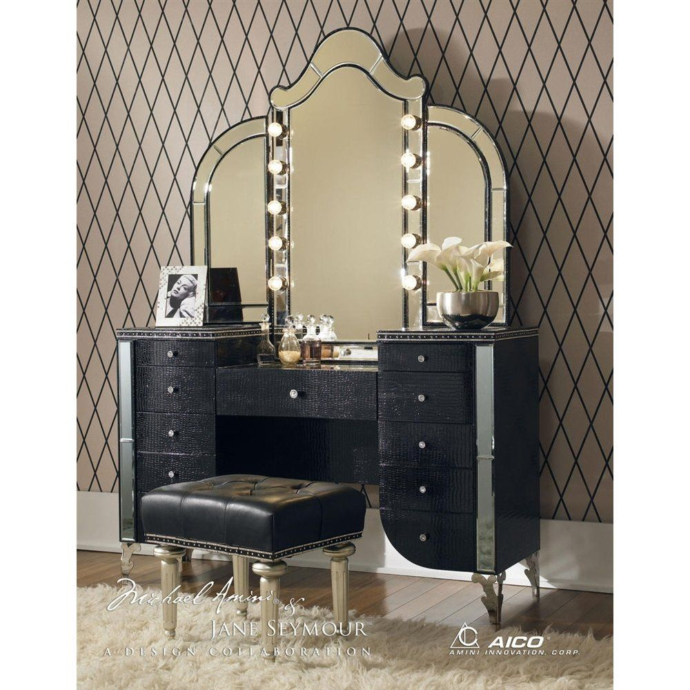 old+hollywood+vanity+with+lights | Friday Favorites: A touch of ...