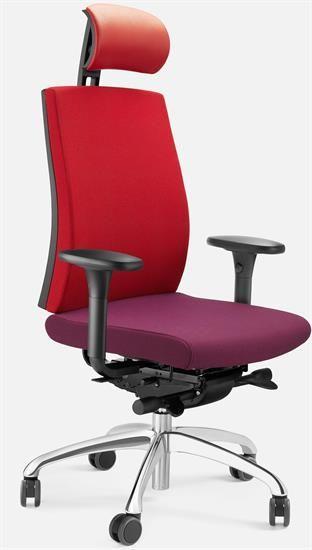 Löffler Figo K950 Bürostuhl mit Kopfstütze Wolle kaufen