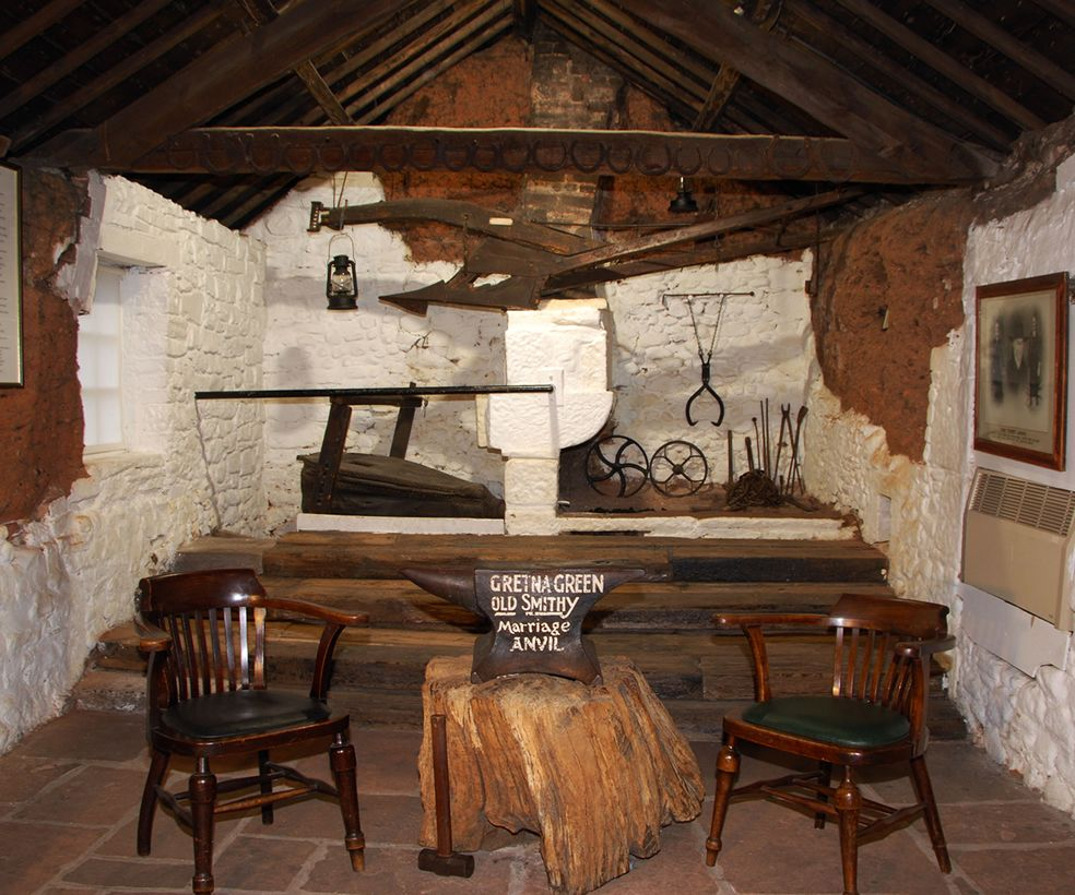 The Original Marriage Room, perfectly preserved for over