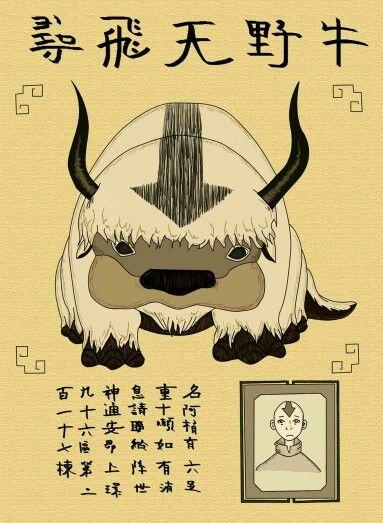 Appa Wanted Poster Personajes De Avatar Avatar La Leyenda Avatar La Leyenda De Aang