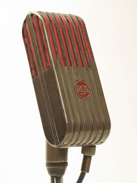 Rca Varacoustic Microphone Microphones Vintage Microphone
