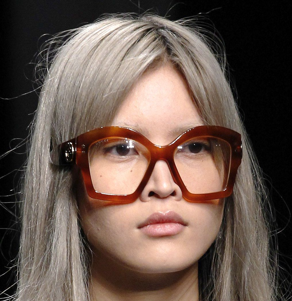 "marga @ gucci fw16 ""   Shades/Glasses   Pinterest   Brille"