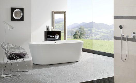 vasca da bagno centro stanza | Vasche da Bagno Freestanding | Pinterest