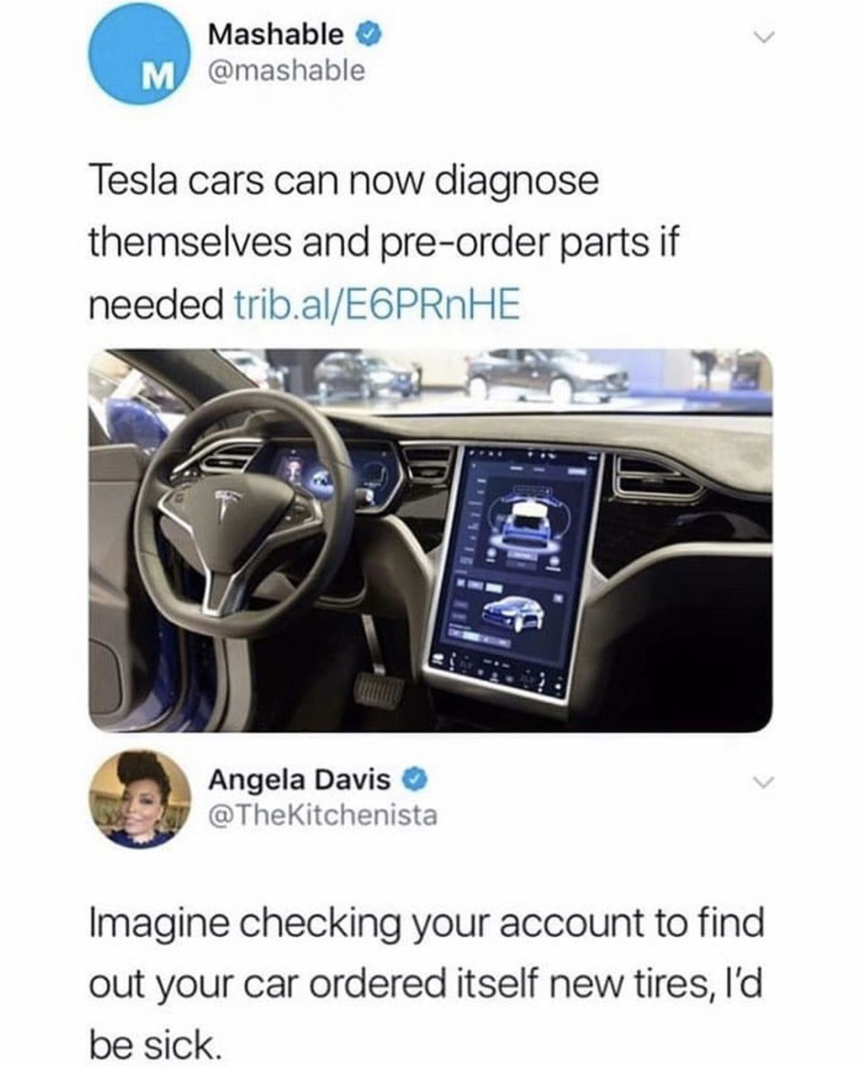 Pin by *Macie* on •: giggles :• | Internet funny, Tesla ...