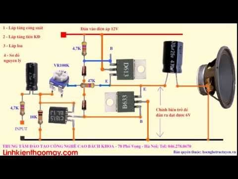 HOW TO READ ELECTRONIC SCHEMATIC (MEMBACA GAMBAR ...