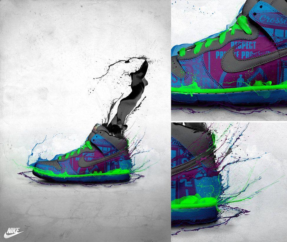 Nike Inspired Graphic Designs - designrfix.com