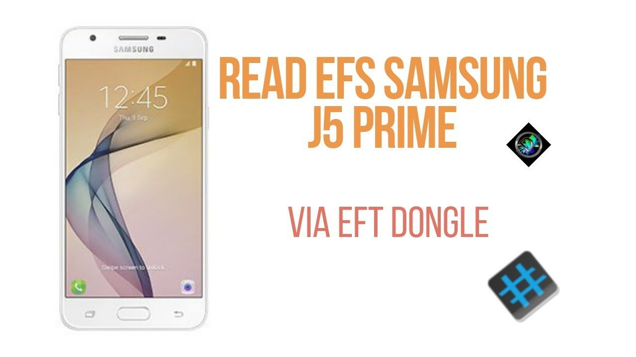 How To Read EFS J5 Prime Via EFT Dongle | Repair Imei
