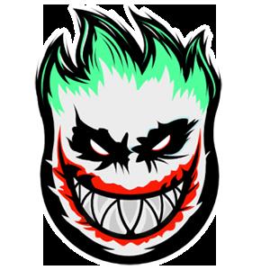 Sticker spitfire logo