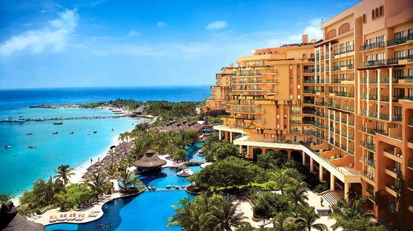 Fiesta Americana Grand C Beach Cancun Resort