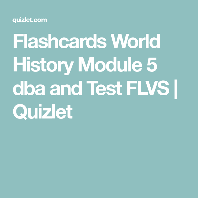flvs spanish 1 module 5 dba questions