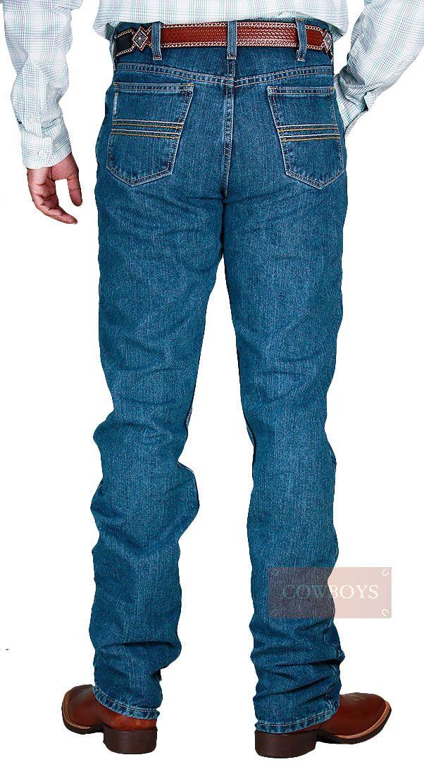 8102b36a45 Calça cinch Silver Label Masculina Importada Azul Stonada calça cinch  importada Masculina modelo Silver Label Slim