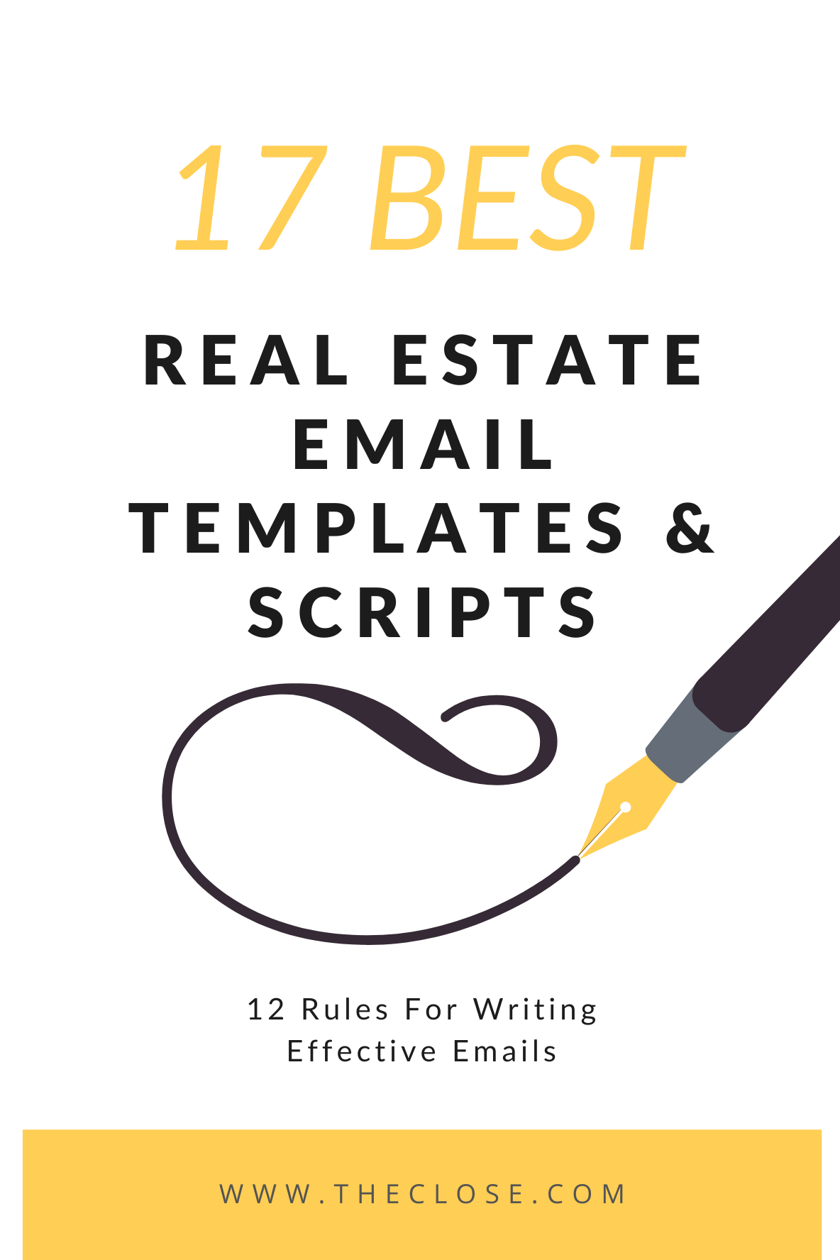 17 Best Real Estate Email Templates & Scripts for 2020