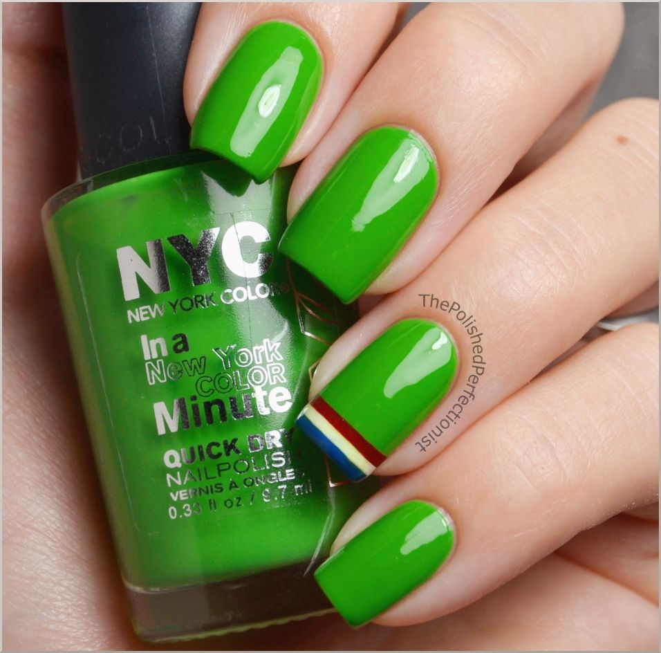 French accent nail!   hair nails makeup clothes   Pinterest