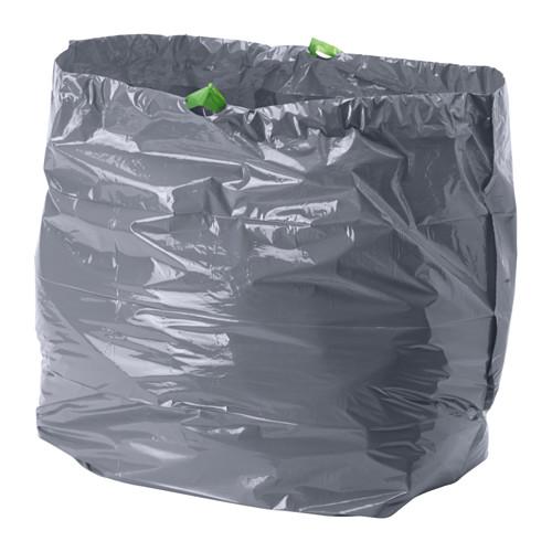 Groovy Trash Bags Forslutas Gray Ikea Trash Bag Ikea Ikea Bins Machost Co Dining Chair Design Ideas Machostcouk