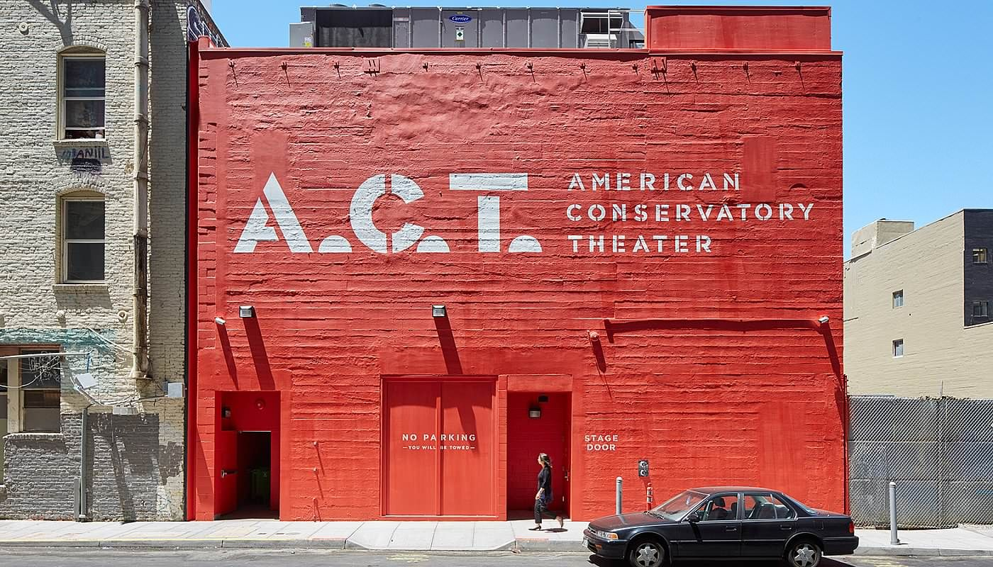 As part of the renovation of The Strand for American Conservatory Theater, SOM developed a graphic identity for the intimate performance venue and education center in San Francisco.