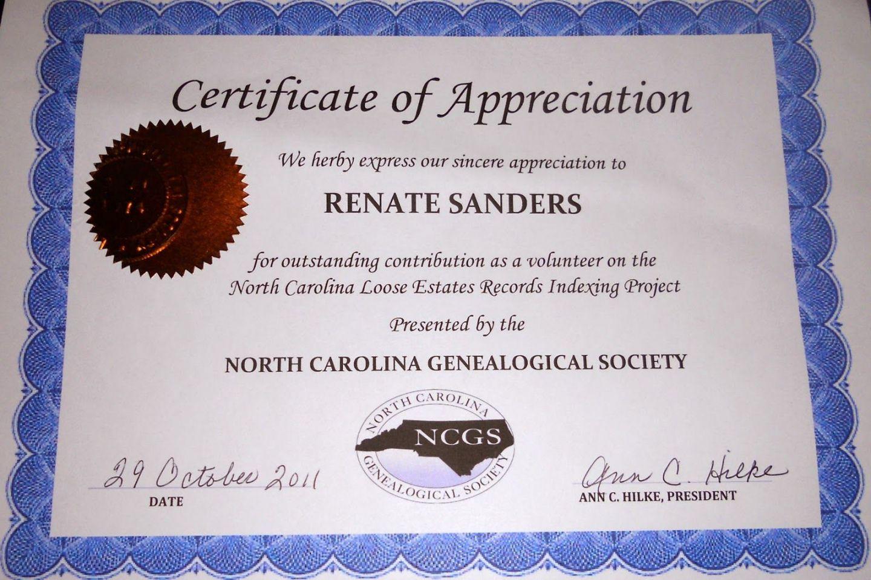Browse Our Sample Of Volunteer Recognition Certificate Template Volunteer Appreciation Appreciation Certificate Templates Appreciation Certificate