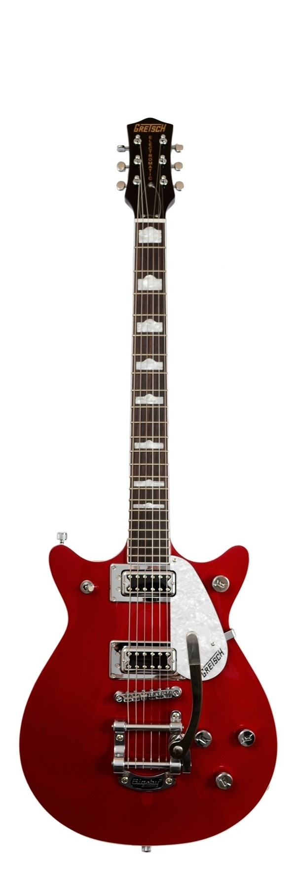 Gretsch Electromatic G5441T Double Jet with Bigsby (Firebird Red)