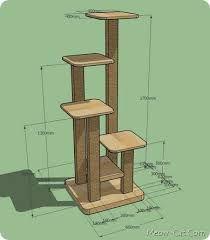 cat tree house designs - Pesquisa Google   Stella May   Pinterest ...