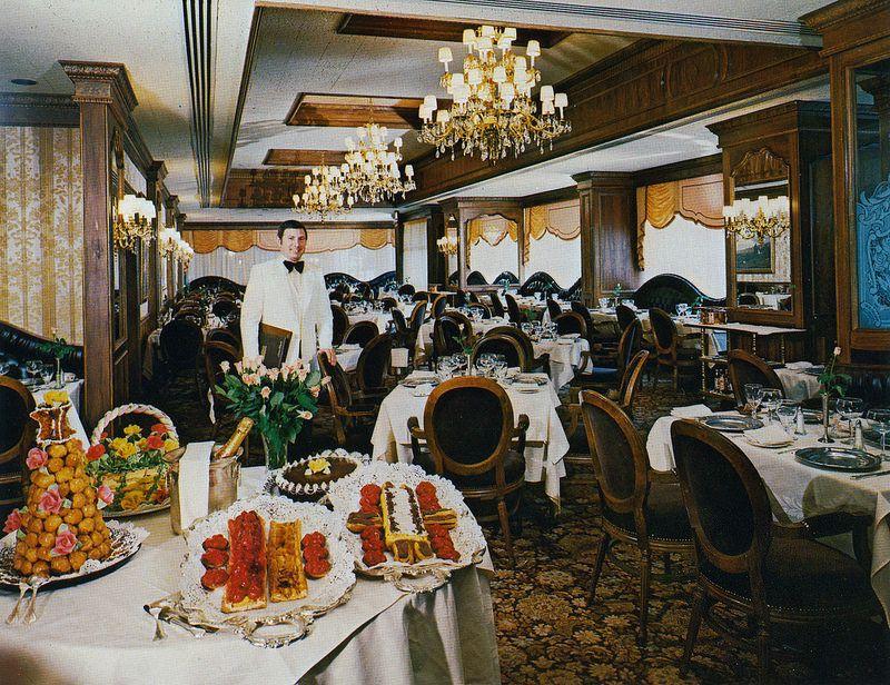 Maison Blanche Fine Restaurant Great
