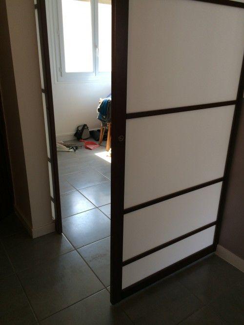 cloison coulissante sur mesure votre go t cloison amovible pinterest. Black Bedroom Furniture Sets. Home Design Ideas