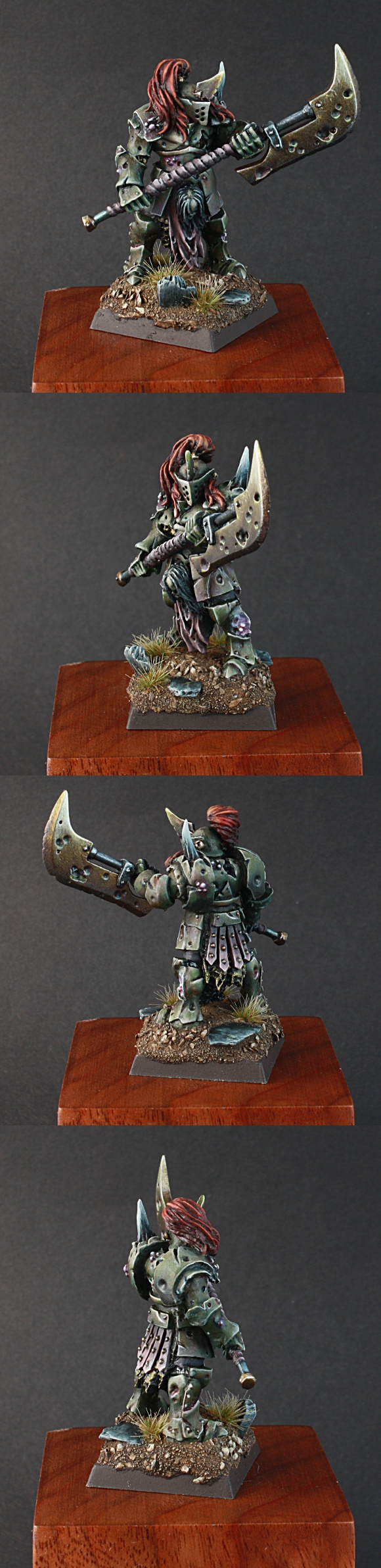 Nurgle Plague Lord z avatary of War
