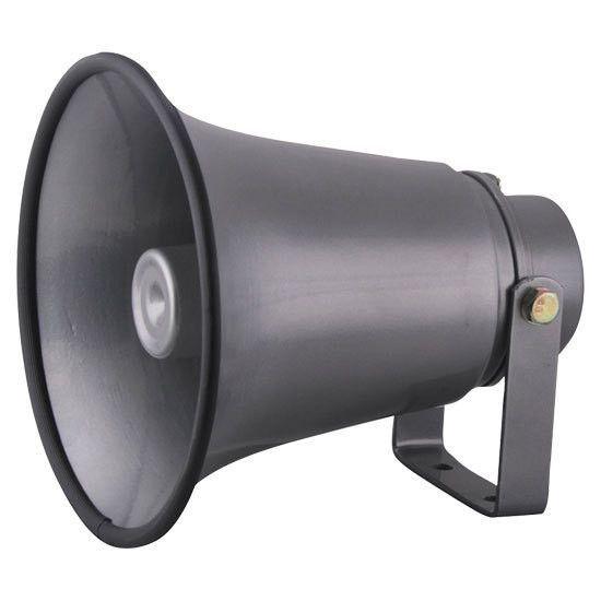8.1'' Indoor / Outdoor 50 Watt PA Horn Speaker