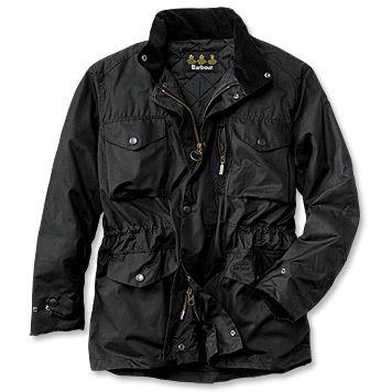 Barbour Medium Weight Wax Cotton Ashby Jacke Waxed Cotton Jacket Jackets Barbour Jacket