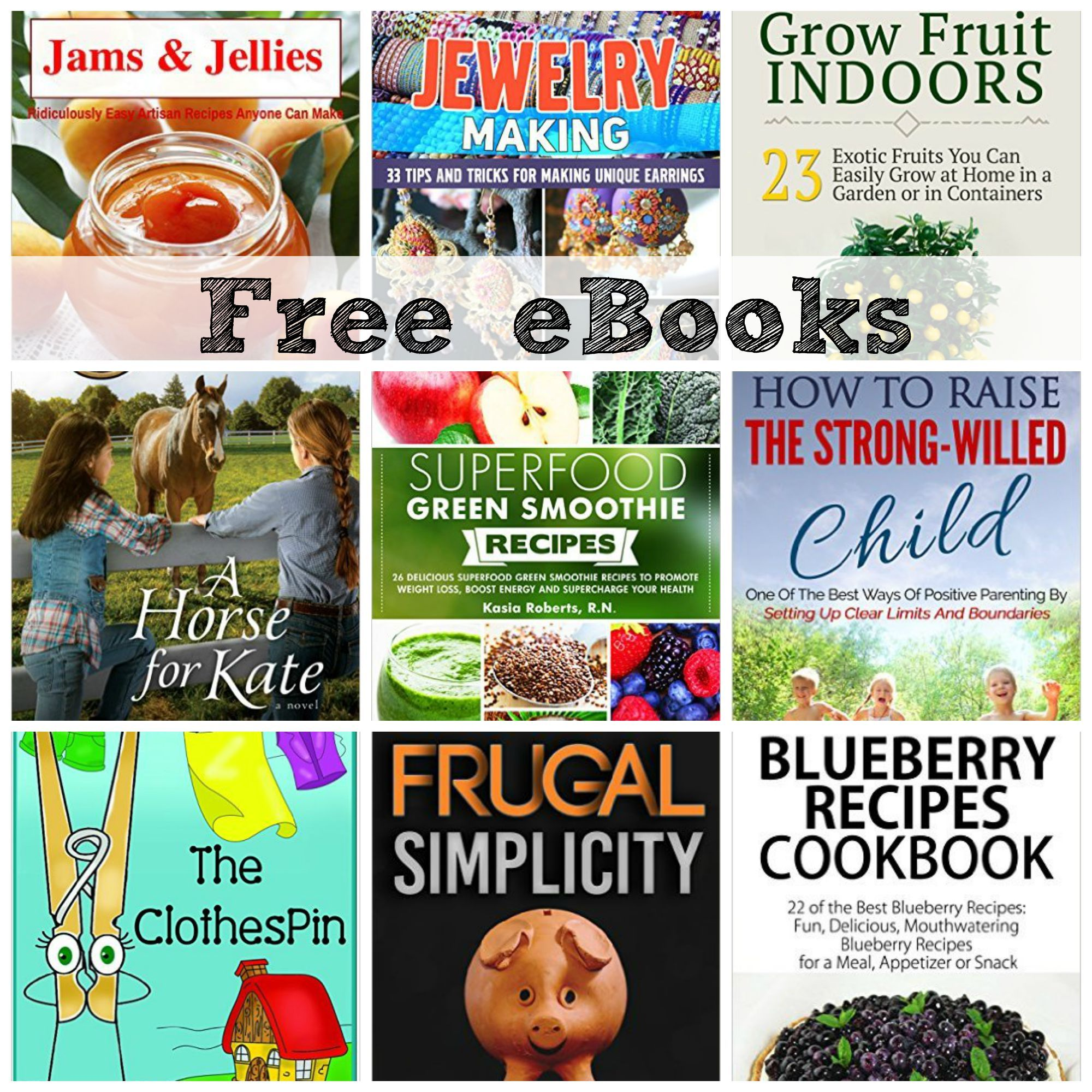 Free ebooks superfood green smoothie recipes how to