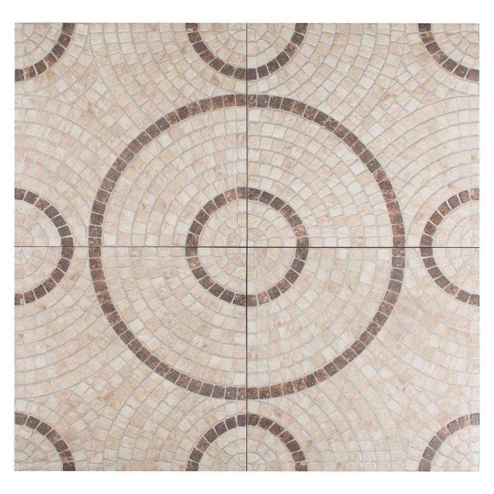 Maximus Ceramic Tile 18in X 18in 100215276 Floor And Decor