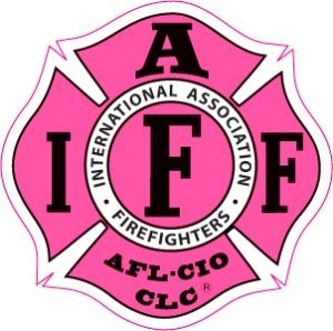 just got this sticker for my car! #IAFF