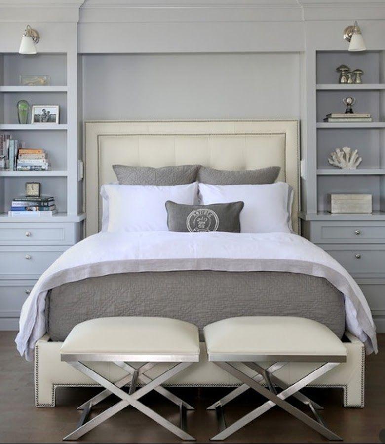 25 ideas de un dormitorio principal y la creaci n de un - Decoracion de dormitorios pequenos ...