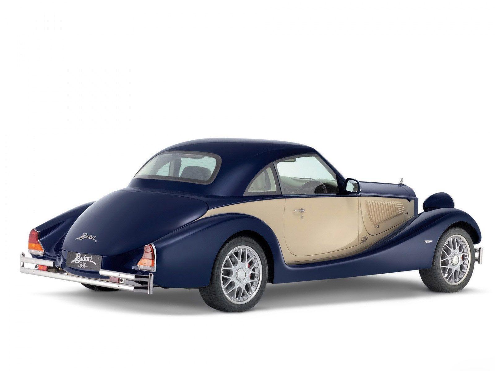 Bufori Classic Cars Retro Cars Downloads Backgrounds