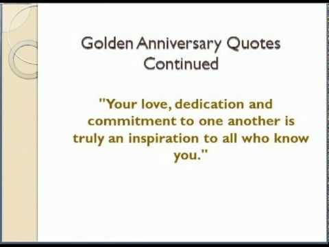 Funny 50th wedding anniversary quotes