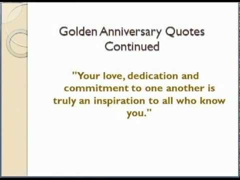 50th Golden Anniverary Quotes 50th Anniversary Quotes Anniversary Quotes Wedding Anniversary Quotes
