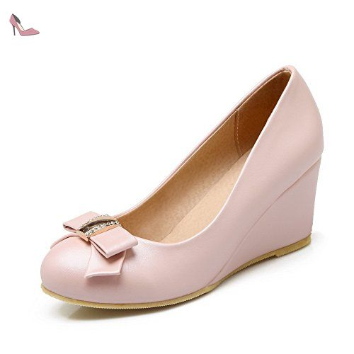 Chaussures BalaMasa roses femme