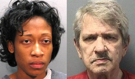 Black Woman Gets 20 Years for Firing Shot at Wall; White Man Gets 0 Years for Shooting Man in the Back 3 Times, Killing Him