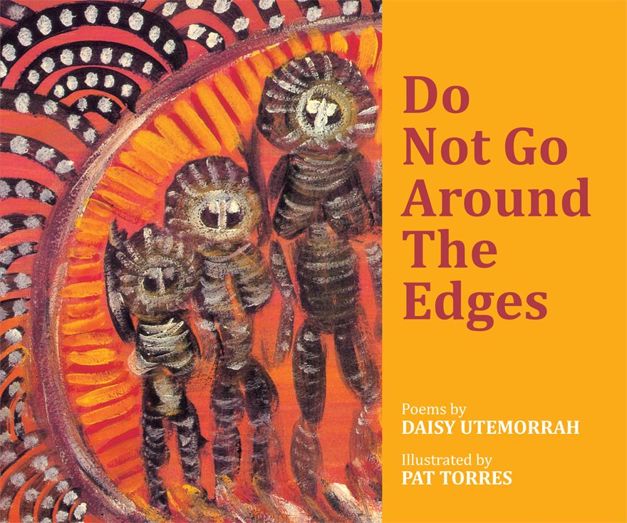 Do Not Go Around The Edges 2016 Cover Rosie Kerin on teaching Australian books  Rosie Kerin speaking at the 2016 AATE/ALEA National English Teachers' Conference.