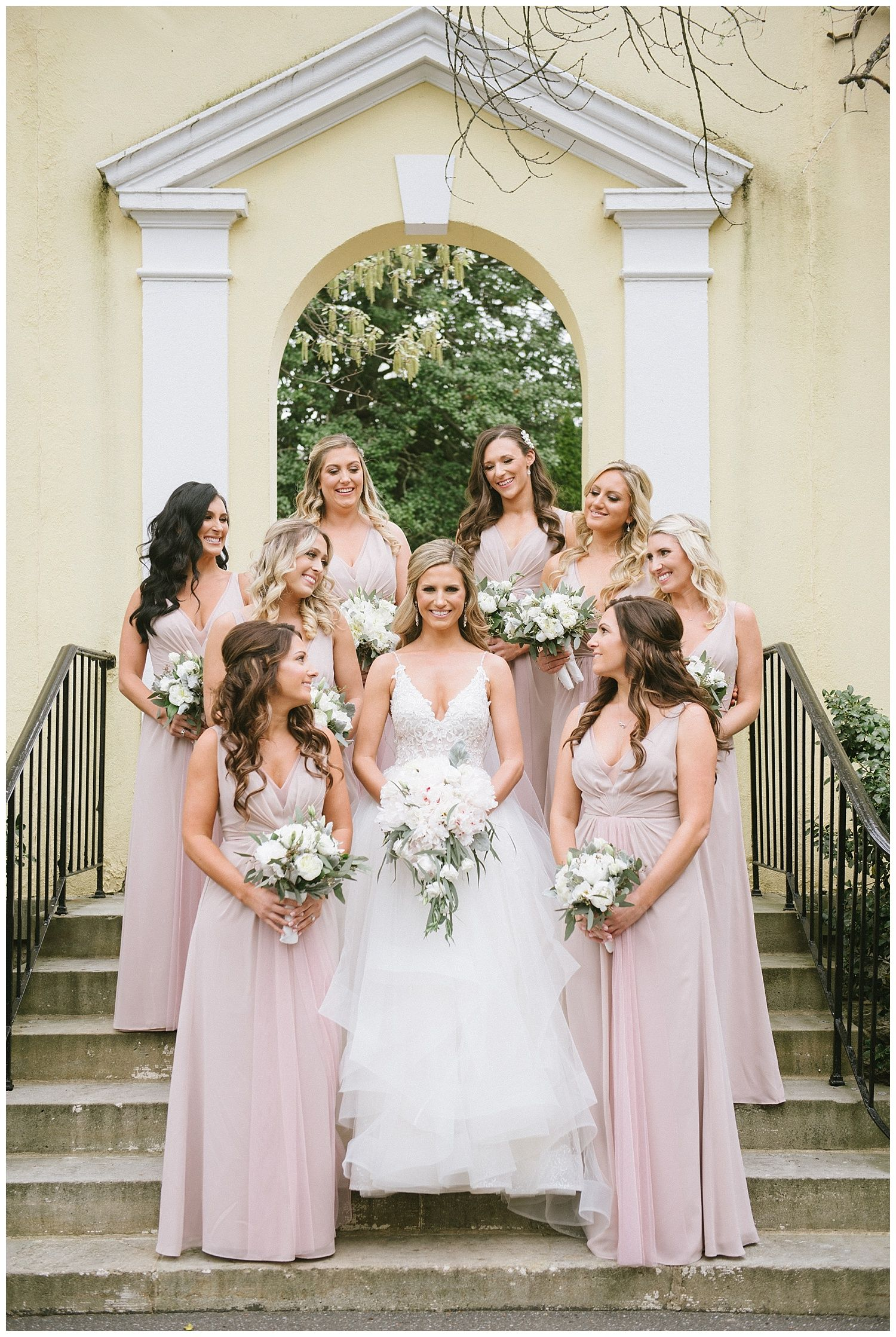 Fairytale Spring Wedding at The Mansion