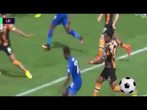 Hull City VS Leicester City 2-1 All Goals  (BPL) 13/08/16