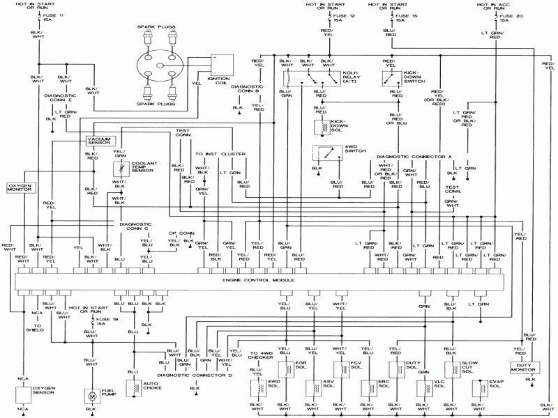 Subaru Brumby Stereo Wiring Diagram Efcaviation With Images