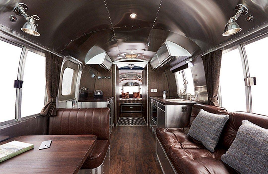 Beau 70 Awesome Airstream Trailers Interiors (5)