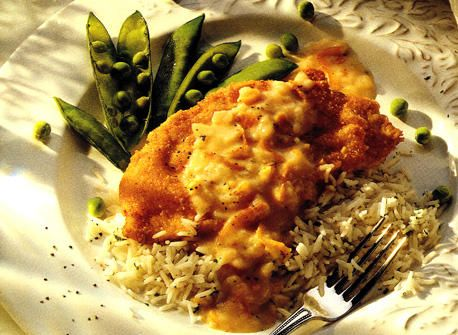 Photo of Almond Coated Chicken with Orange Sauce   Canadian Goodness