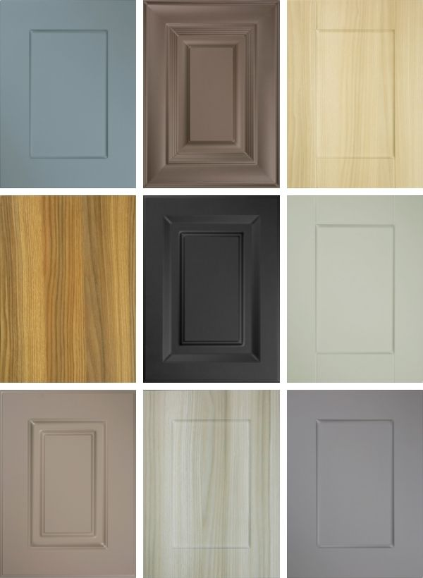 Open the door to a new world of kitchen cabinet colors—we ...