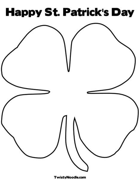 happy st patrick\'s day coloring page | Saint Patrick´s Day ...