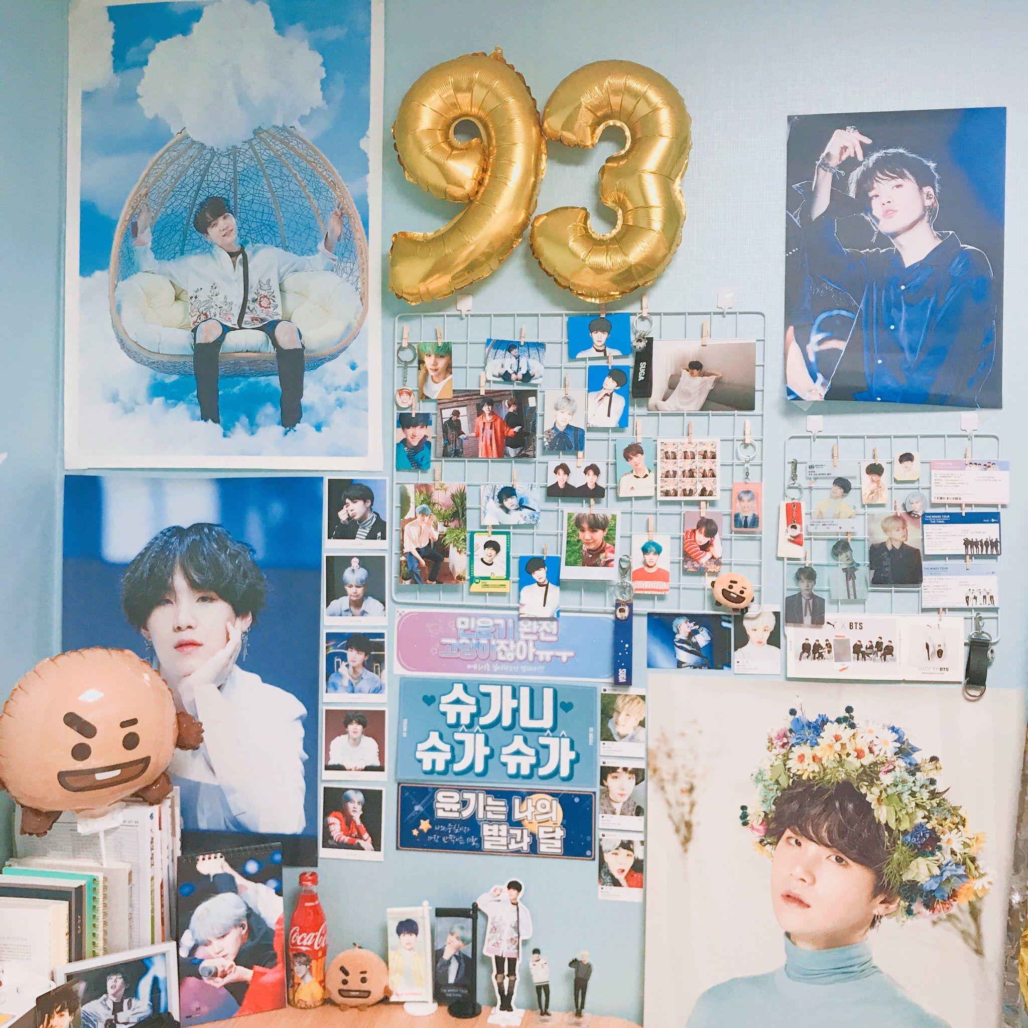 Bts wallpaper for room
