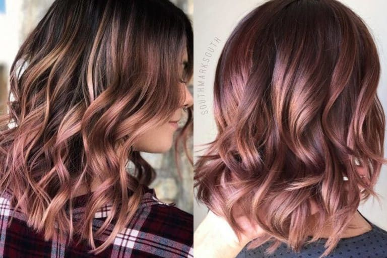 Rose Brown: le sfumature rosa sui capelli castani – CapelliStyle