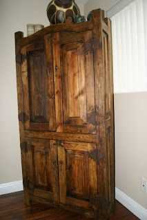 Rustic Furniture direct from Mexico!! Beautiful!
