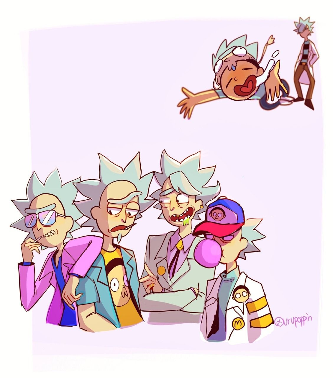 Pin By La Cueva On Rik I Morti Rick And Morty Time Rick And Morty Morty